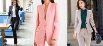 مدل کت شلوار دخترانه مجلسی مد سال 2020