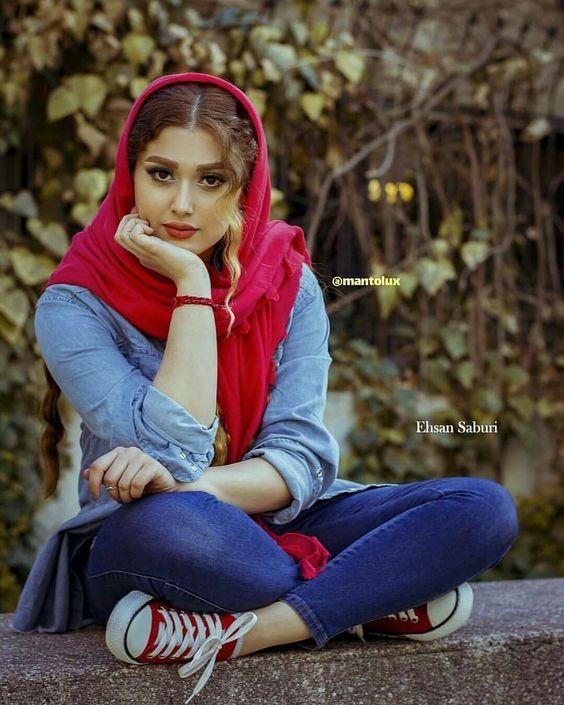 32 عکس دختر ایرانی ساده و زیبا