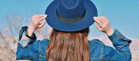 عکس دختر از پشت سر با مانتو و موهای باز و چهره نامعلوم