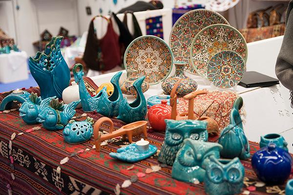 به مناسبت روز جهانی صنایع دستی