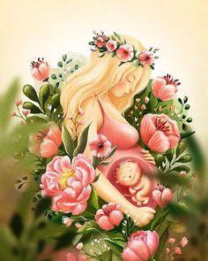 پروفایل بارداری جدید و زیبا فانتزی، بارداری اول و دوم