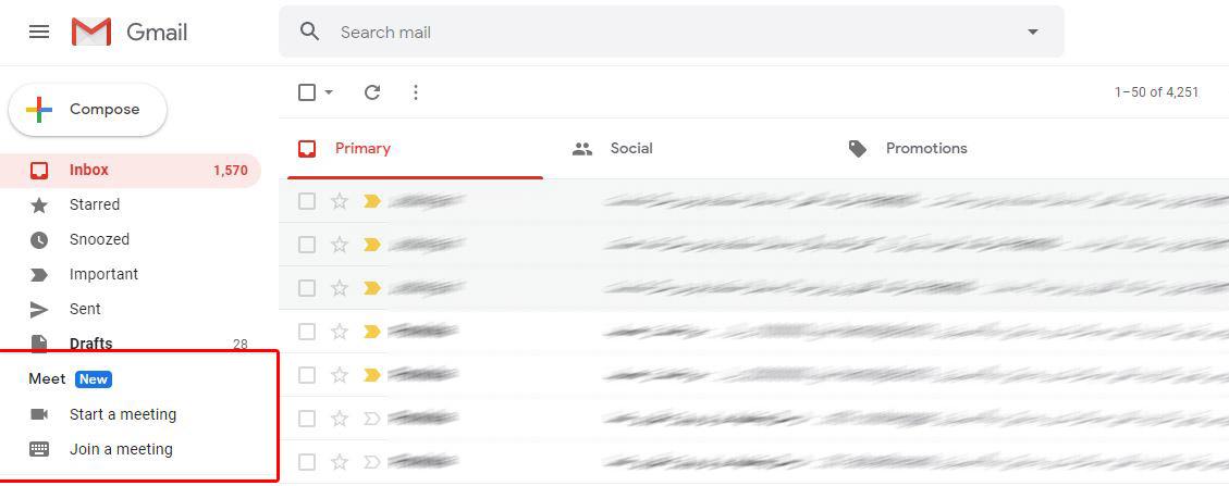 قابلیت گوگل میت Meet به جیمیل برای برگزاری وبینار اضافه شد