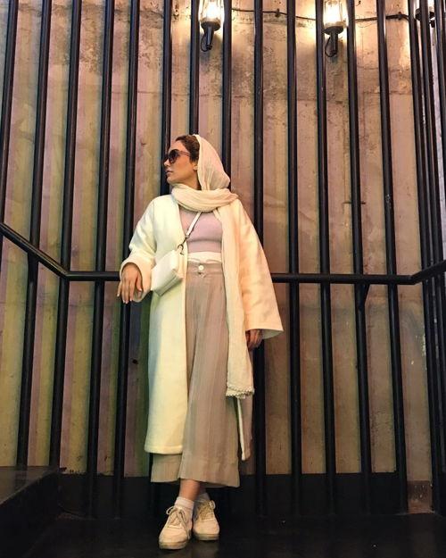بیوگرافی ساقی حاجی پور ، بازیگر نقش هدیه در سریال هم گناه