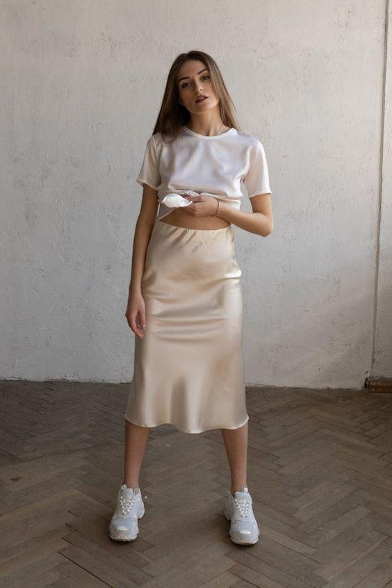 مدل های نیم تنه دامن دخترانه جوان مجلسی کوتاه و بلند