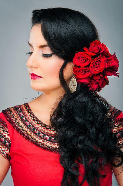 فیلم آموزش بافت مو مکزیکی مرحله به مرحله