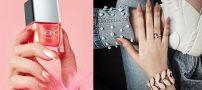 لاک ناخن شاین ،طرح های جذاب مدل 99