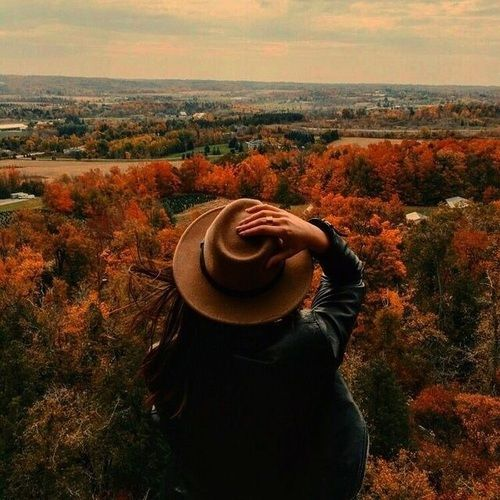 پروفایل پاییز و تنهایی