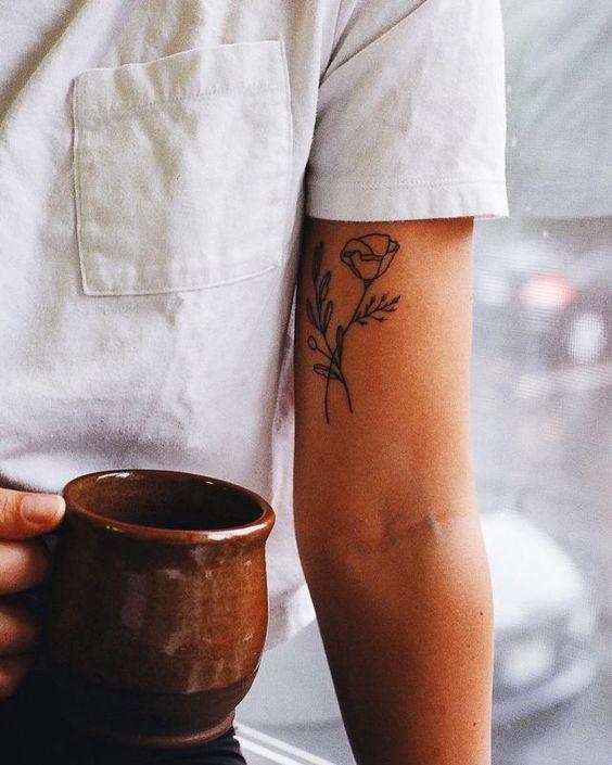 عکس تاتو روی بازو ، ساعد دست ، زنانه و مردانه