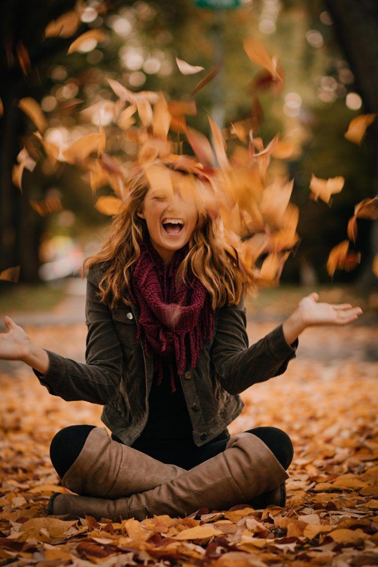 عکس دختر شاد برای پروفایل