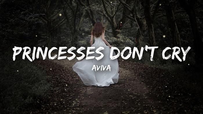 دانلود آهنگ Princess Dont Cry از Aviva Mongillo