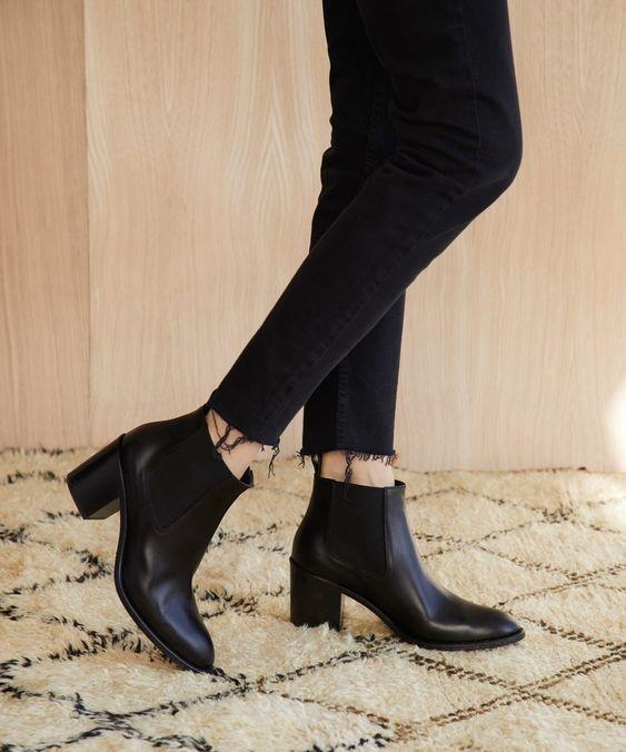 مدل کفش بوت و نیم بوت زنانه مد سال 2021