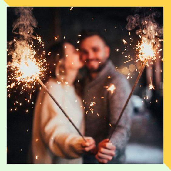 ژست عکس تولد زن و شوهری ،عکس تولد دونفره عاشقانه