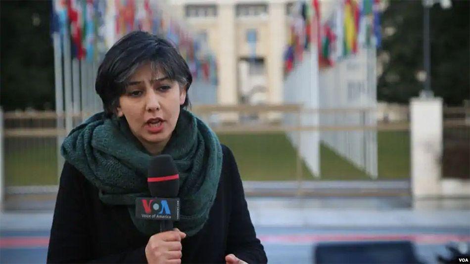 بیوگرافی نیلوفر پورابراهیم مجری ایران اینترنشنال +تصاویر