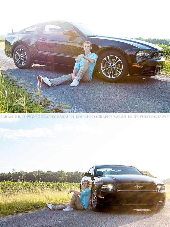 ژست عکاسی با ماشین پسرانه و دخترانه
