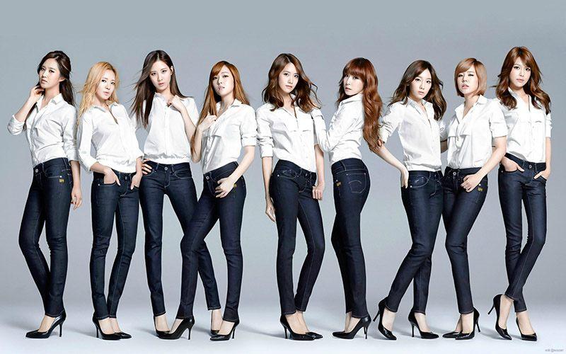 بهترین آهنگهای گرلز جنریشن Girls Generation