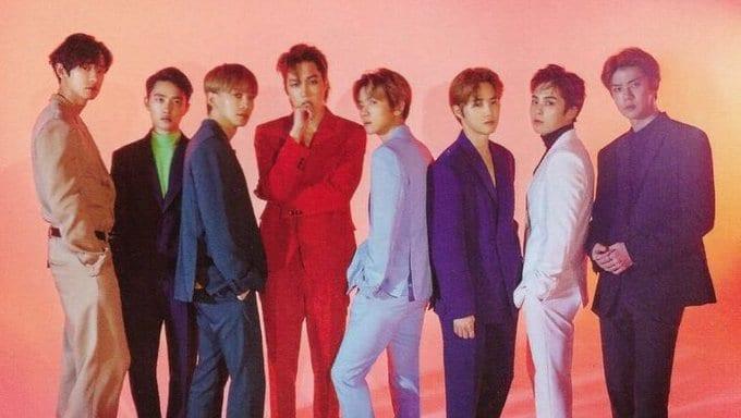 بهترین آهنگ های اکسو EXO ،گروه کره ای