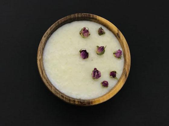 طرز تهیه شیر برنج مجلسی برای 4 نفر