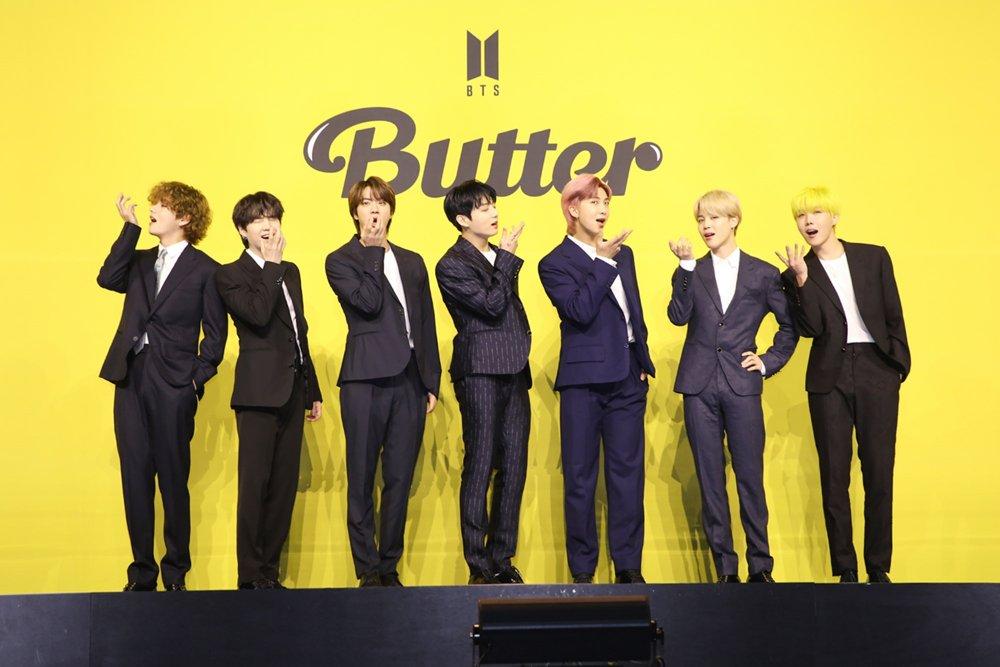 دانلود آهنگ باتر Butter از بی تی اس BTS بامعنی
