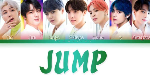 دانلود اهنگ جامپ jump از بی تی اس BTS
